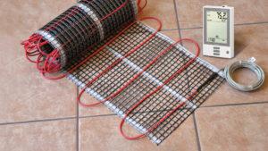 Теплый пол электрические системы отопления